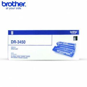兄弟(brother)DR-3450黑色鼓架不含粉适用于HL-5580D5585D5590DN5595DNMFC-8530DN8535DN8540DN打印量30000页