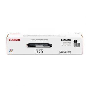 佳能(Canon)CRG-329BK黑色硒鼓适用于佳能LBP7010C/LBP7018C机型