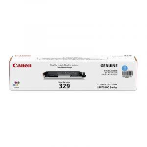 佳能(Canon)CRG-329C青色硒鼓适用于佳能LBP7010C/LBP7018C机型