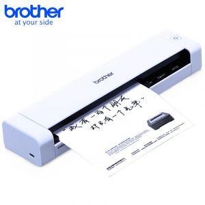 兄弟(brother)DS-720D便携式双面扫描移动办公文档扫描仪