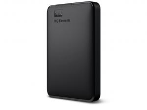 西部数据(WD)Elements新元素系列2.5英寸USB3.0移动硬盘4TB(WDBU6Y0040BBK)