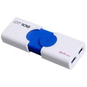 金士顿(Kingston)U盘加密32GBDT106高速3.0电脑加密