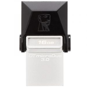 金士顿(Kingston)DTDUO3OTG16GUSB3.0MicroUSB手机U盘