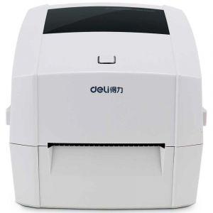 得力(deli)DL-888D热敏不干胶打印机电子面单条码标签打印机