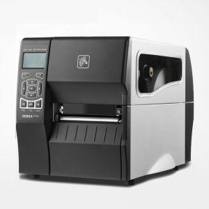 斑马(ZEBRA)ZT230(300dpi)标签条码打印机商业型不干胶标签打印机工业标签机含显示屏