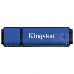 金士顿(Kingston)DTVP3032GB加密USB3.0U盘256位AES硬件加密U盘