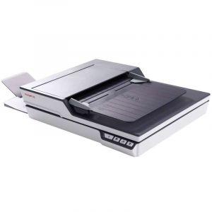 方正(Founder)Z51D扫描仪A4彩色高速双面自动进纸平板及馈纸式