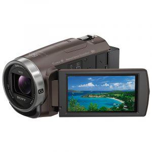 索尼(SONY)HDR-CX680高清数码摄像机棕色官方标配配包
