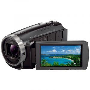 索尼(SONY)HDR-PJ675高清数码摄像机内置32G内存5轴防抖30倍光学变焦G镜头内置投影WIFI/NFC传输