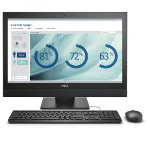 戴尔(DELL)OptiPlex5260AIO240184I5-8500/8G/1TB/无光驱/集显/3年上门保修/带Wifi蓝摄/21.5寸英寸/3年一体机