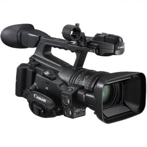 佳能(Canon)XF310专业高清数码摄像机可手持肩扛式摄录一体机单机身官方标配