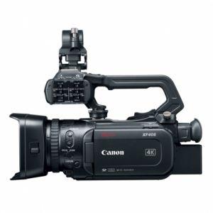 佳能(CANON)XF4054K高清专业摄像机会议教育活动摄像机佳能XF405黑色