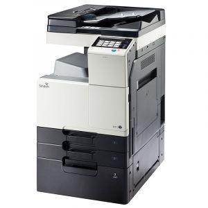 新都(Sindoh)D311 A3彩色数码复印机(双纸盒+ADF送稿器+双面器+网络+工作台)