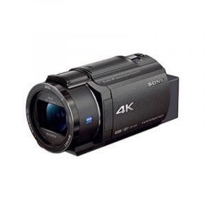 索尼(SONY) FDR-AX45超高清4K数码摄像机 家用摄像机 索尼ax45 黑色 官方标配