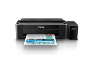 爱普生(EPSON)L313墨仓式打印机 家用彩色喷墨打印机