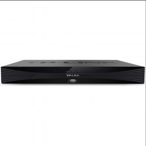 TPLINK TL-NVR6200硬盘录像机H.265 800万像素24路监控 不带硬盘