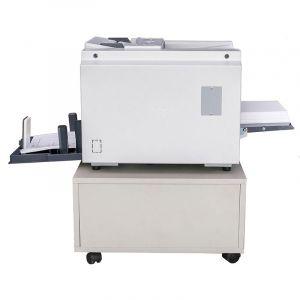迪普乐(Duplo)DP-A125II 速印机 B4印刷幅面 (盖板 工作台 含随机耗材一套 ) 一年保修