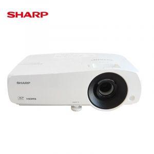 夏普(SHARP)XG-H360XA投影仪 商务教育便捷家用投影机