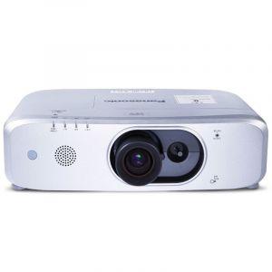 松下(Panasonic) PT-FX500C 液晶投影仪(5000流明/3LCD/1.8倍变焦镜头和镜头位移/几何校正功能/强光感应功能/1024*768dpi/10000:1)