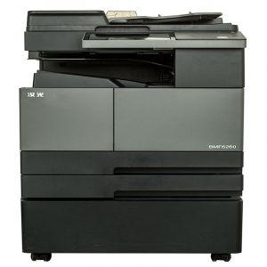 汉光 BMF6260 A3黑白智能复合机(送稿器+双面器+双纸盒+网络+26ppm)