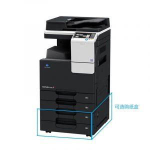 柯尼卡美能达(KONICA MINOLTA)bizhub C266 A3彩色数码复合机(标配双纸盒+2个纸盒+自动双面输稿器+工作台)
